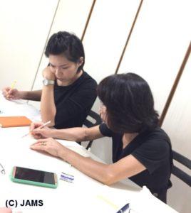 台湾アートメイク講習
