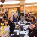去年行われた一般社団法人日本アートメイク推進協会の忘年会